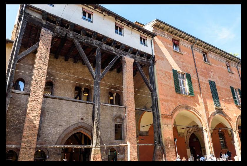 Portici trionfali di Strada Maggiore