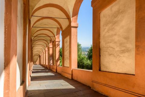 Porticoes of San Luca