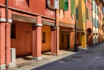 Strada porticata di Santa Caterina