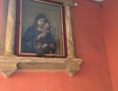 Madonna con Bambino di via del Borgo