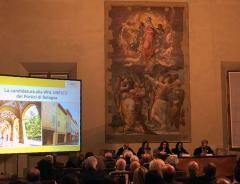 Presentazione candidatura portici UNESCO