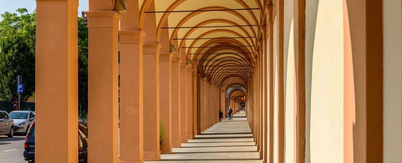 Portico della Certosa